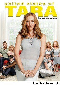 united states of tara season 2 dvd