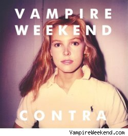 Cover of Vampire Weekend: Contra
