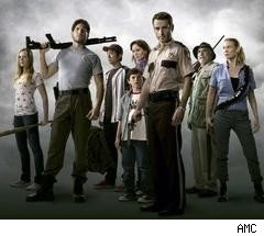 Cast of 'The Walking Dead'