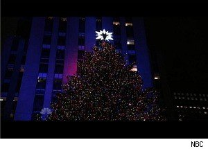 Lighting the World's Most Famous Tree on 'Christmas in Rockefeller Center'