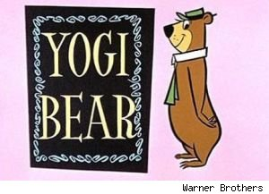 Yogi Bear has been an animated television icon for half a century.