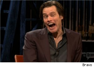 Jim Carrey on 'Inside the Actors Studio'