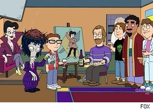 'American Dad' - 'Fart-Break Hotel']