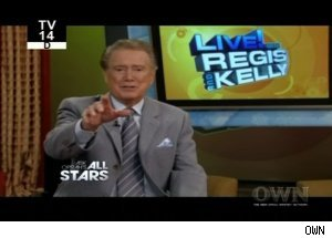 Regis Philbin, 'Ask Oprah's All-Stars'