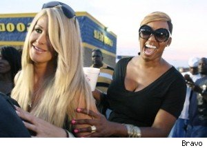 NeNe and Kim, 'The Real Housewives of Atlanta'