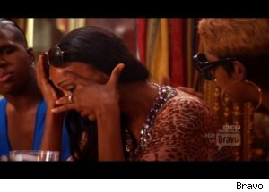 Cynthia Bailey Cries on 'Real Housewives of Atlanta'