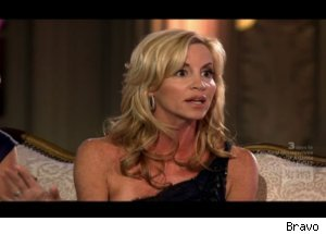 Camille Grammer on Beverly Hills 'Housewives'