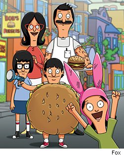 bob's burger renewed for a fourth season
