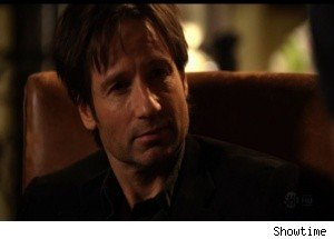 David Duchovny in 'Californication'