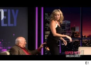 Ed Asner, 'Chelsea Lately'