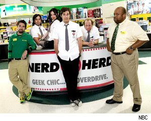 The old Buy More crew on 'Chuck'