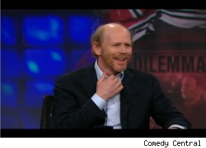 Ron Howard on 'The Daily Show'