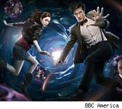 'Doctor Who logo