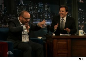 Paul Giamatti Describes NYC Snow on 'Late Night'