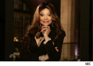 LaToya Joins 'Celebrity Apprentice'