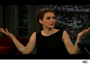 Winona Ryder Talks Internet Fears on 'Late Night'