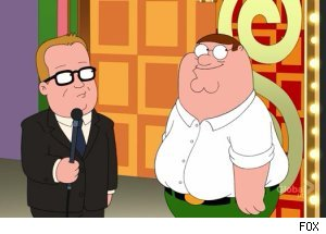 Drew Carey, 'Family Guy'