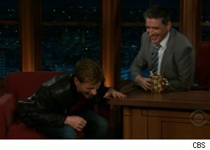 Denis Leary Jokes on 'The Late Late Show'