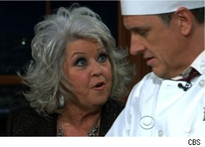 Paula Deen Flirts with Craig Ferguson on 'Late Late'
