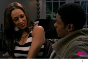 Derwin Insults Melanie on 'The Game'