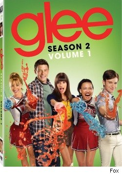 glee season 2 volumen 1 dvd