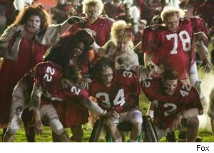 Glee, Thriller, Heads Will Roll, Super Bowl episode