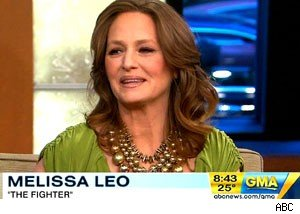 Melissa Leo on 'Good Morning America'