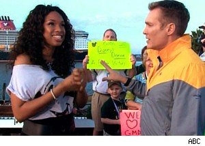 Jennifer Hudson goes Disney on 'Good Morning America'