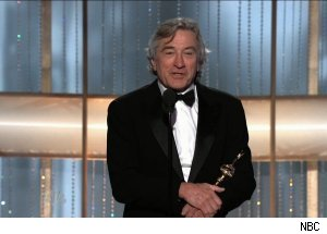 Robert DeNiro, 'The 68th Annual Golden Globe Awards'