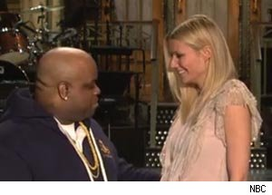 Cee Lo Green, Gwyneth Paltrow, Saturday Night Live
