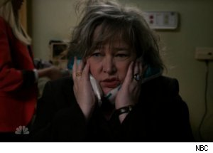 Kathy Bates Is Harriett in 'Harry's Law'