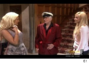 Holly Madison Talks to Hef, Crystal on 'Holly's World'