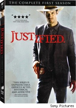 justified dvd