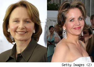Kate Burton, Renee Fleming