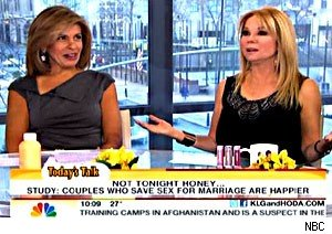 Hoda and Kathie Lee on 'Today'
