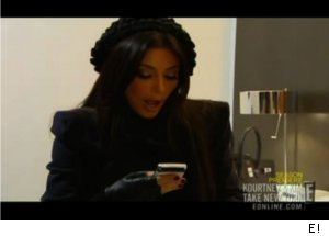 Kim Kardashian on 'Kourtney and Kim Take New York'