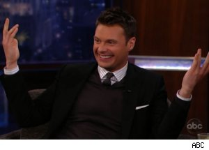 Ryan Seacrest Talks 'X Factor' on 'Kimmel'