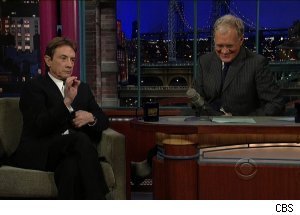 Martin Short, 'Late Show with David Letterman'