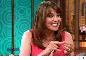 Lucy Lawless talks wigs on 'The Wendy Williams Show'