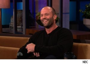 Jason Statham Talks The Situation on 'Tonight Show'