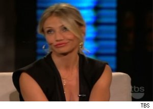 Cameron Diaz Talks Snoop Dogg on 'Lopez Tonight'
