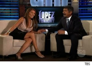 Vanessa Williams Talks Drag Queens on 'Lopez Tonight'