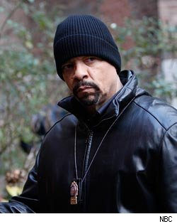 Ice T, Law and Order SVU