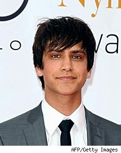 Luke Pasqualino, Young Adama, Battlestar Galactica: Blood and Chrome