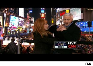 'New Year's Eve Live With Anderson Cooper and Kathy Griffin'