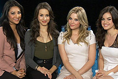 'Pretty Little Liars' Outside the Box Interview