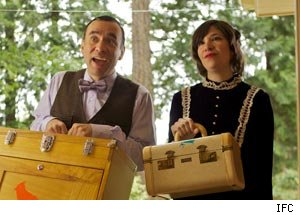 Portlandia, Carrie Brownstein, Fred Armisen