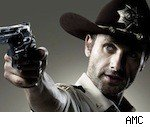 Rick Grimes from AMC's 