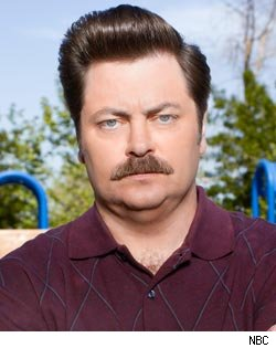 Ron Swanson, Nick Offerman