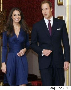 Kate Middleton, Prince William, Royal Wedding